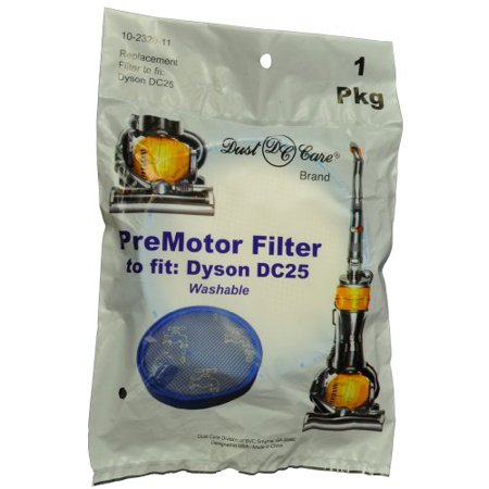 Dyson dc25 pre motor filter 10 2320 11 for Dyson pre motor filter