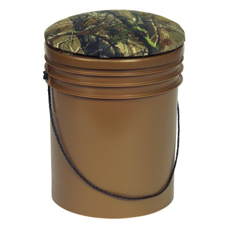 Swivel Buckle (Wise 5615-246 Premium Dove-Sport Bucket with Swivel Seat, Break-Up Camo with Brown Shell )
