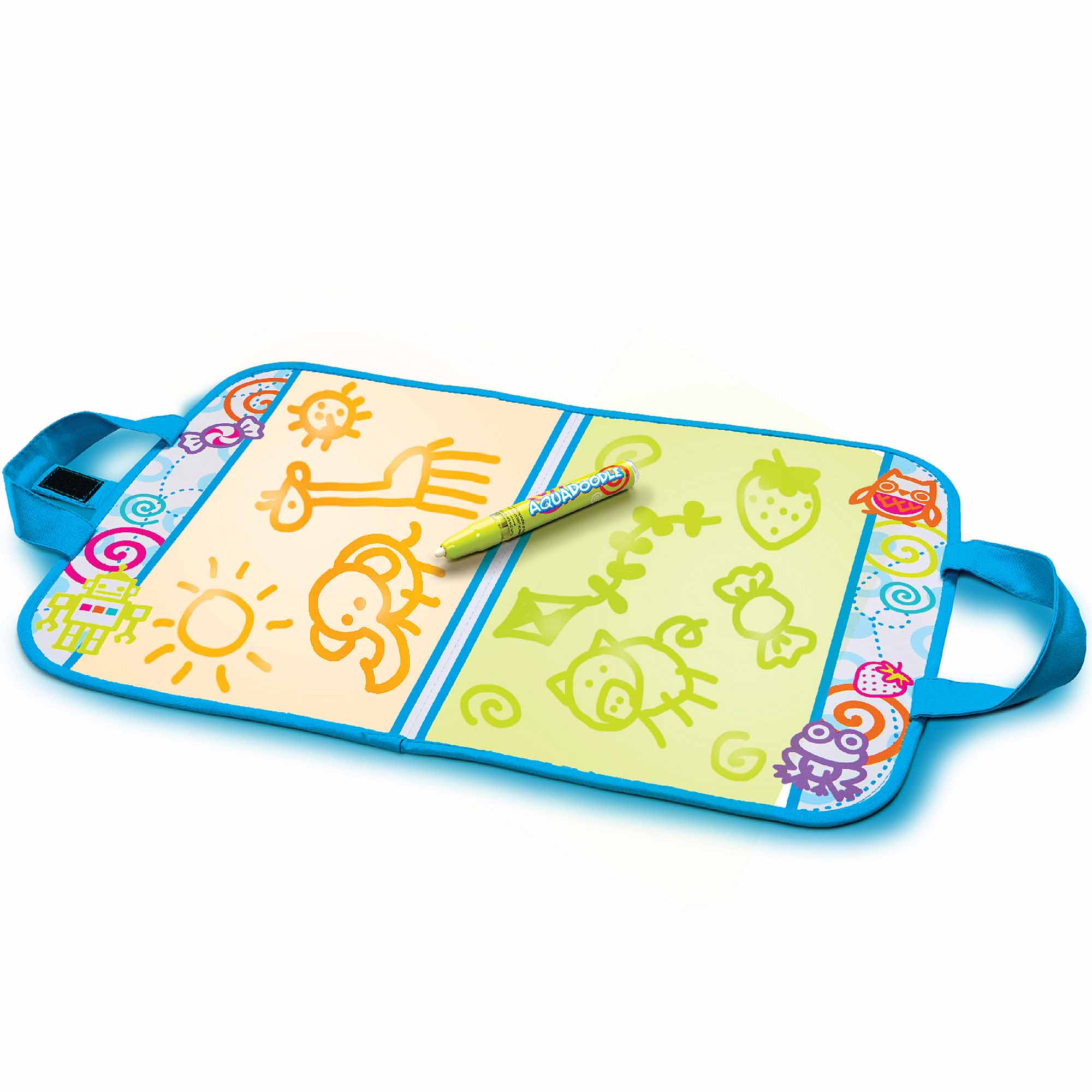 Aquadoodle Accessories Travel Doodle, Neon