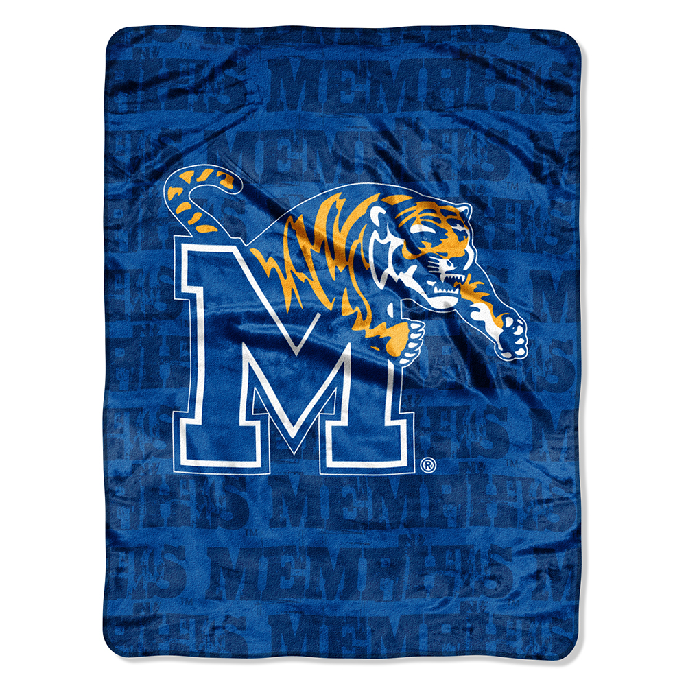 Northwest Co. NCAA Micro Raschel Throw Blanket