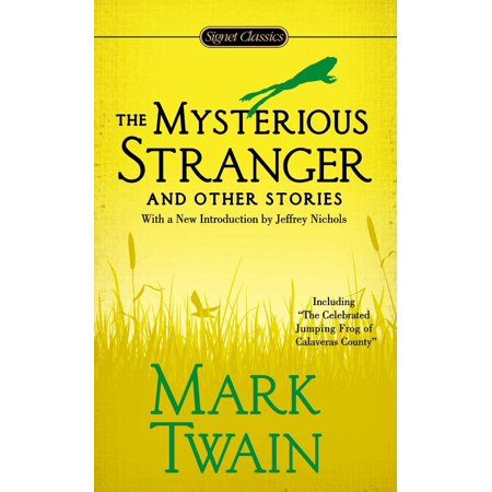 The Mysterious Stranger and Other Stories](Halloween 5 Mysterious Stranger)