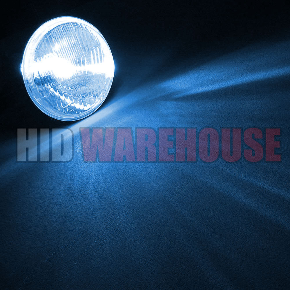 H11 5000K 2 Year Warranty HID-Warehouse 55W AC Xenon HID Lights with Premium Slim AC Ballast 5K Bright White