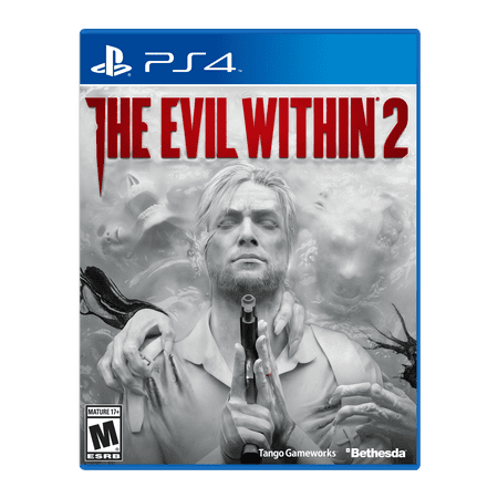 The Evil Within 2, Bethesda, PlayStation 4, 093155172326