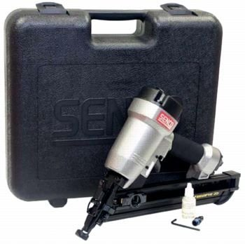 Senco FinishPro35 15-Gauge Finish Nailer, Sequential, w Case by