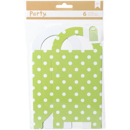 DIY Party Gift Bag Treat Boxes, 3.25