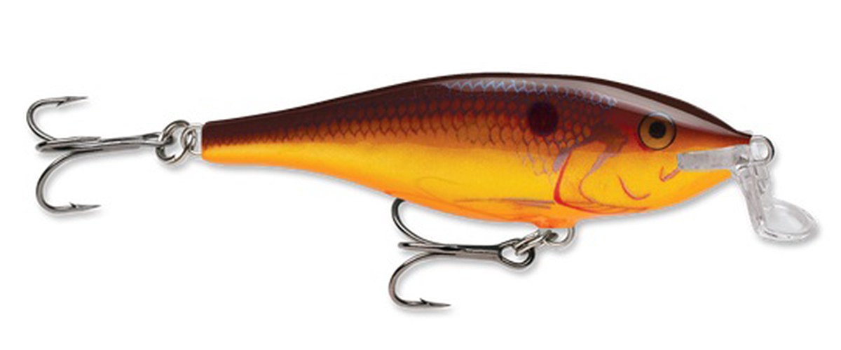 Rapala Shallow Shad Rap 07 Fishing Lure Crawdad by Rapala