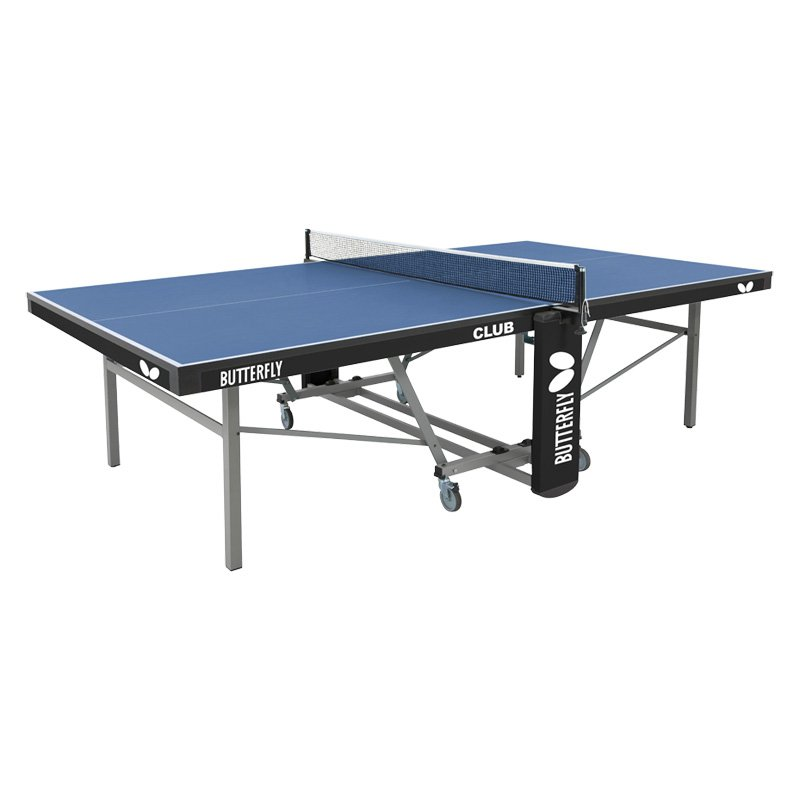 Butterfly Club Rollaway Ping Pong Table by Butterfly