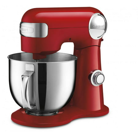 Cuisinart Precision Master 5.5 Quart Stand Mixer, (Best Stand Mixer For The Money)