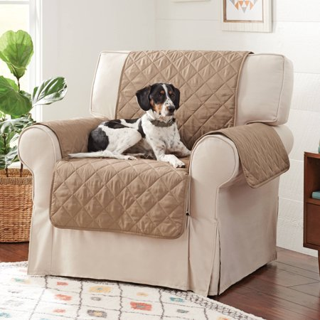 Better Homes And Garden Non Skid Waterproof Quilted Pet Recliner Cover