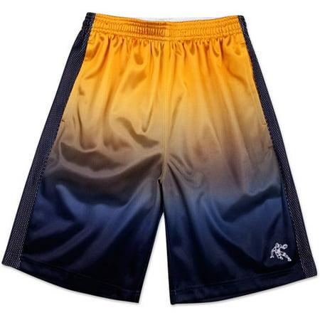 6e6281bda349fb AND1 - Boys 4-20 Hoop Boys Basketball Short - Walmart.com