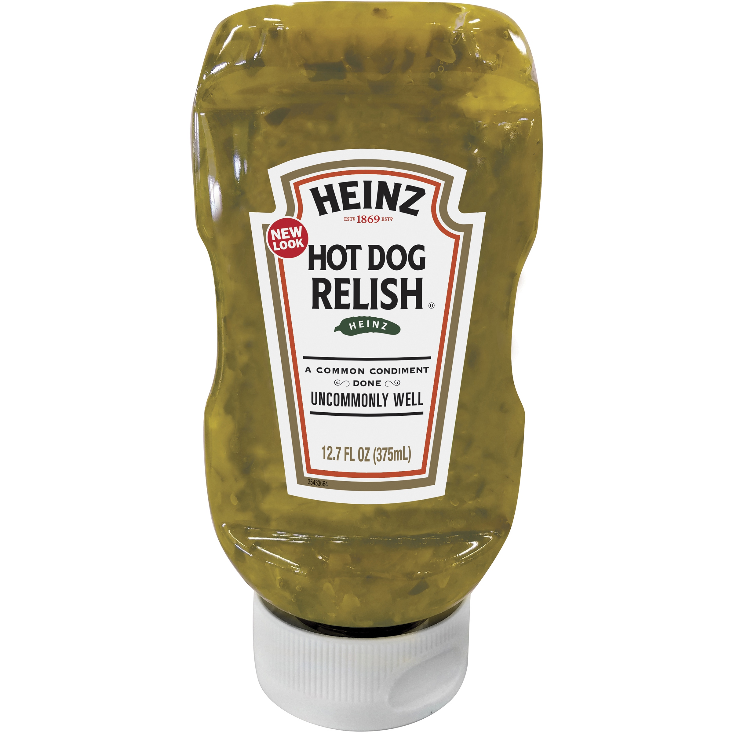 Heinz Hot Dog Relish 12.7 fl. oz. Squeeze Bottle