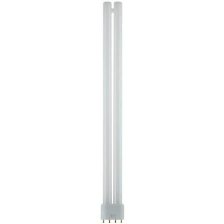 28g Tube (FT36DL/841 Compact Fluorescent 36W Twin Tube Light Bulbs, 4100K Cool White Light, 2G11 Base, 36 Watt, 2900 Lumens, 80 CRI By)