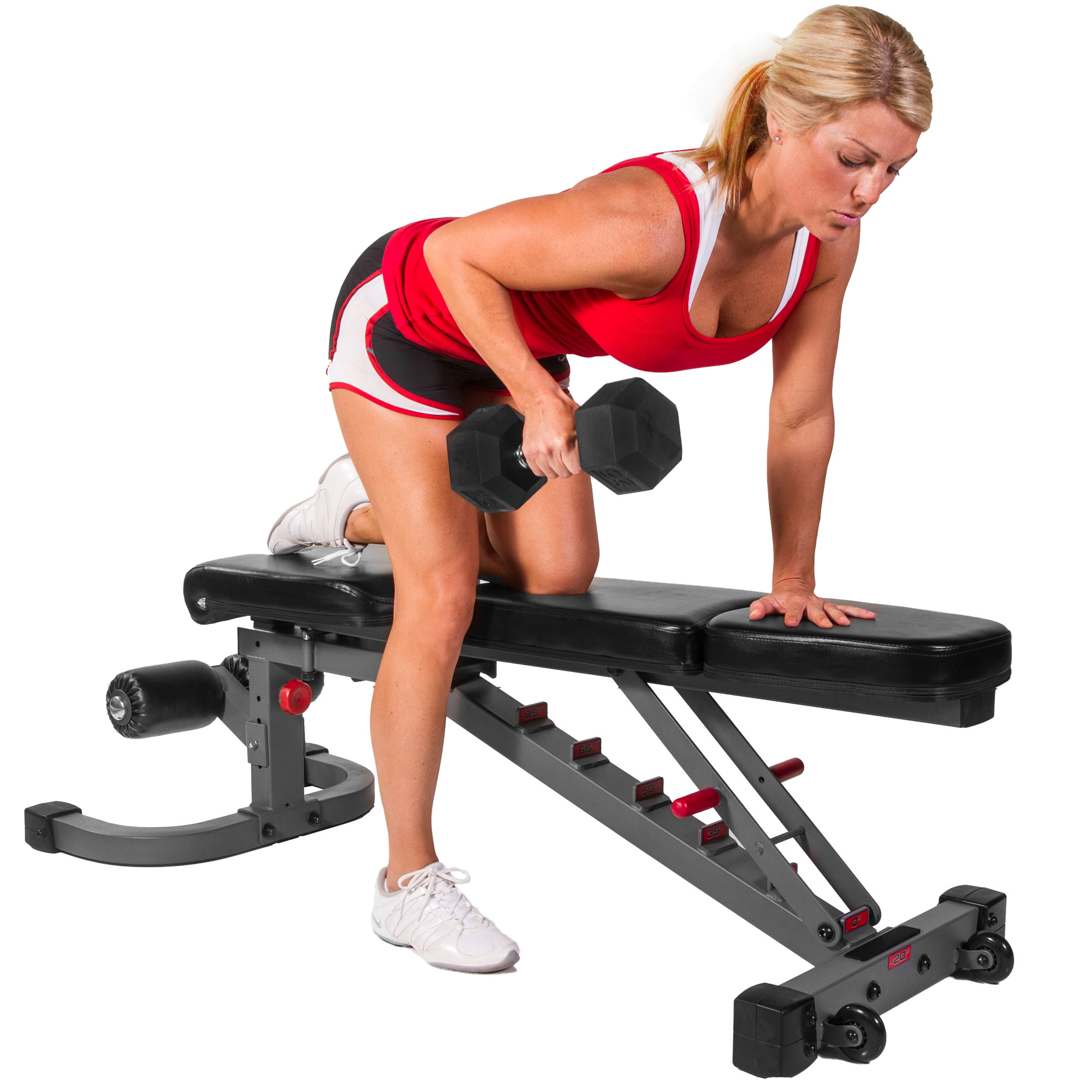 Image Gallery Incline Decline Weight Bench
