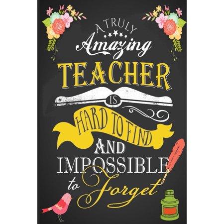 Easy Halloween Teacher Gifts (Teacher Appreciation Notebook)