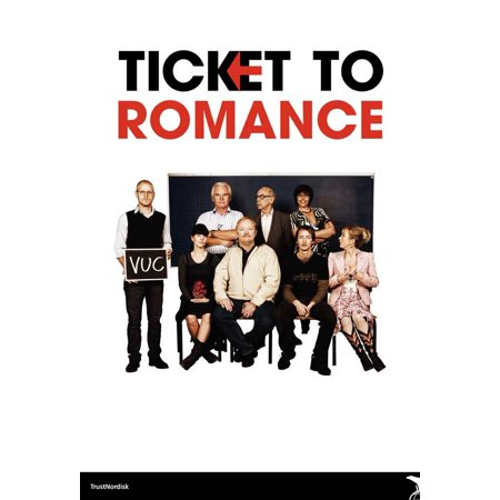 Ticket to Romance POSTER Movie Mini Promo - Tickets For Disneyland Halloween