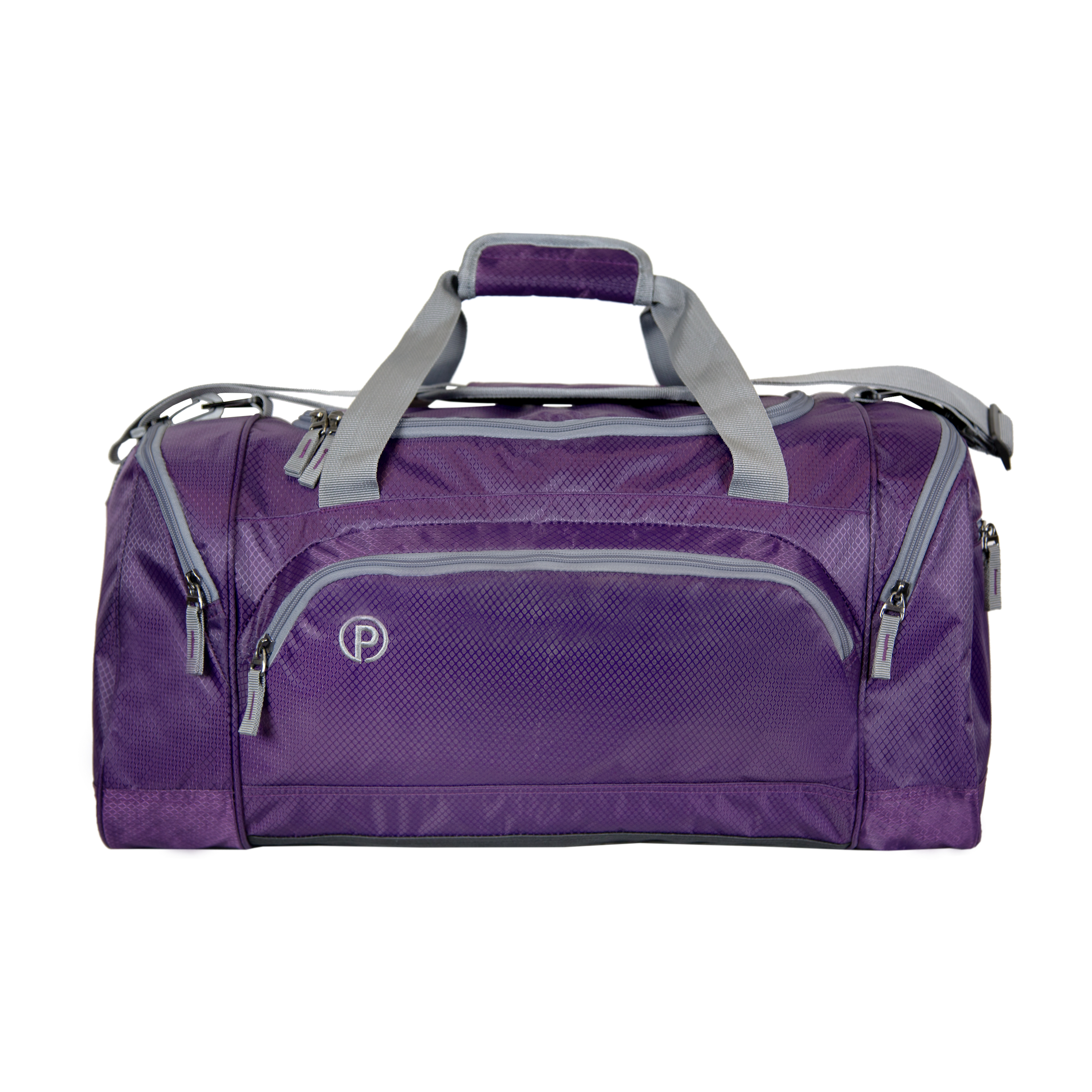 "Protege 22"" Duffel, Purple"