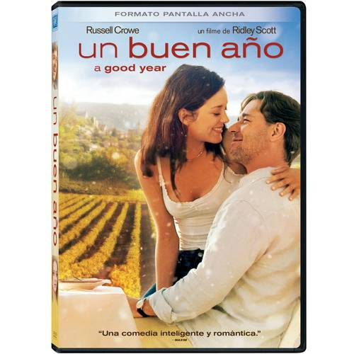 A Good Year (Spanish Packaging) (Widescreen, Full Frame) by