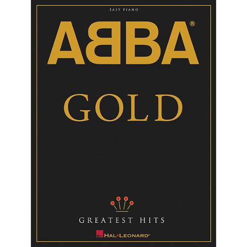 Hal Leonard ABBA- Gold : Greatest Hits Easy Piano