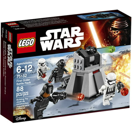 LEGO Star Wars TM First Order Battle Pack 75132