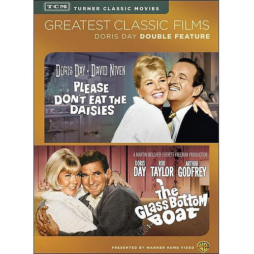 TCM Greatest Classic Films: Doris Day - Please Don't Eat The Daisies / The Glass Bottom Boat (Widescreen)