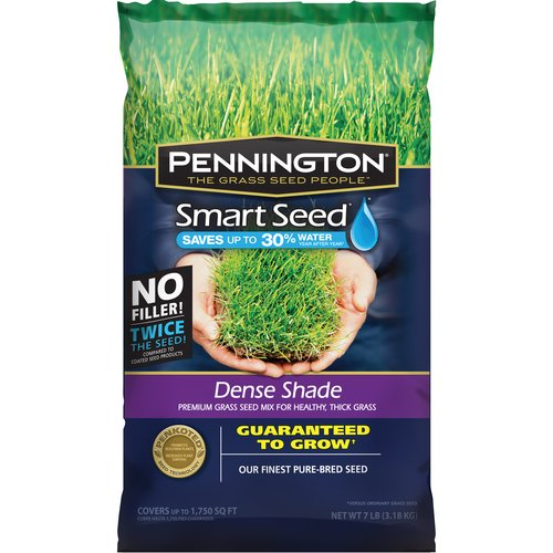 Pennington Smart Seed , for Dense Shade Grass Seed, 7 lbs