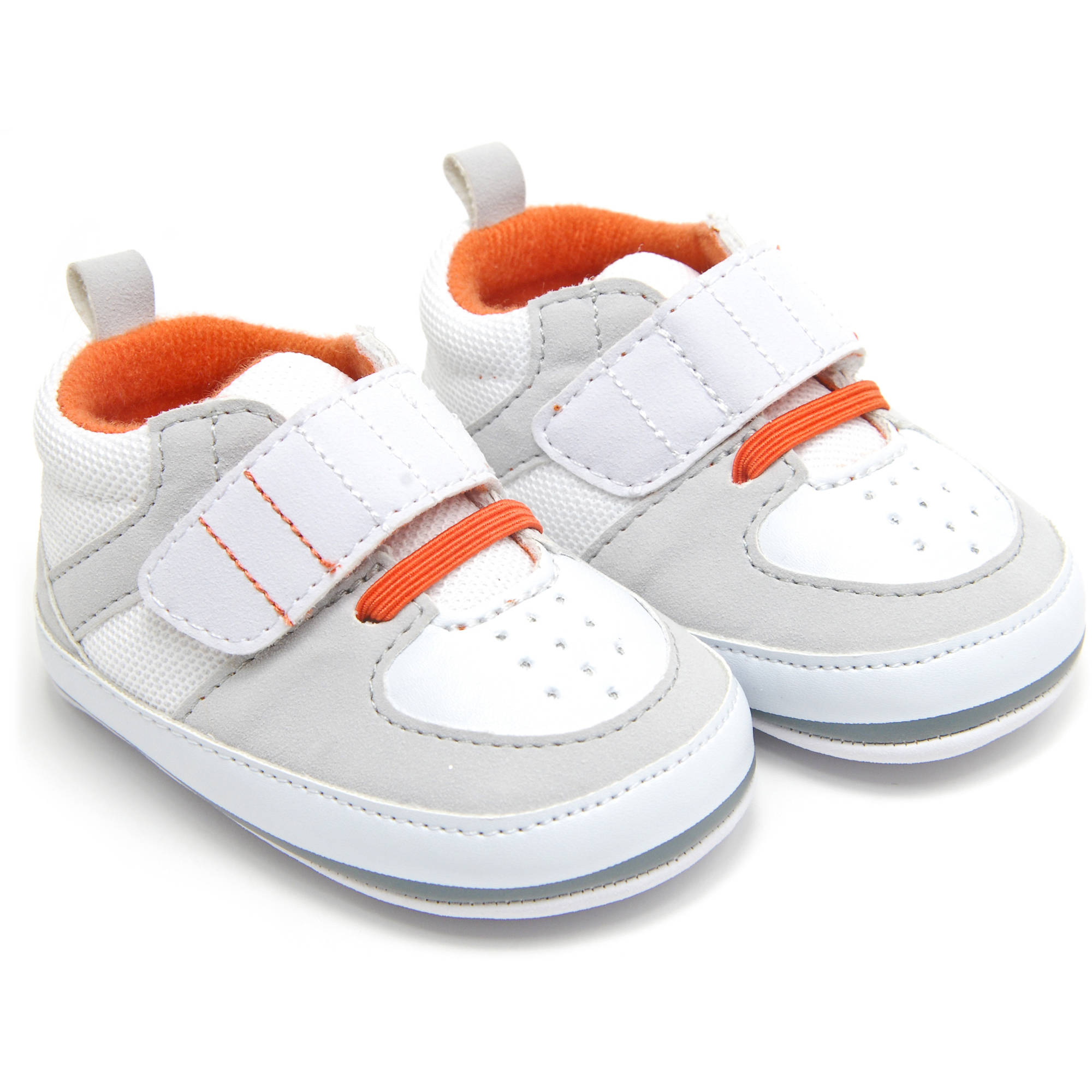 Child of Mine Baby Boys' Slip-On Sneakers