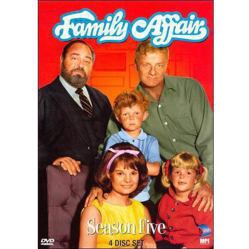 Family Affair: Season 5 (Full Frame)