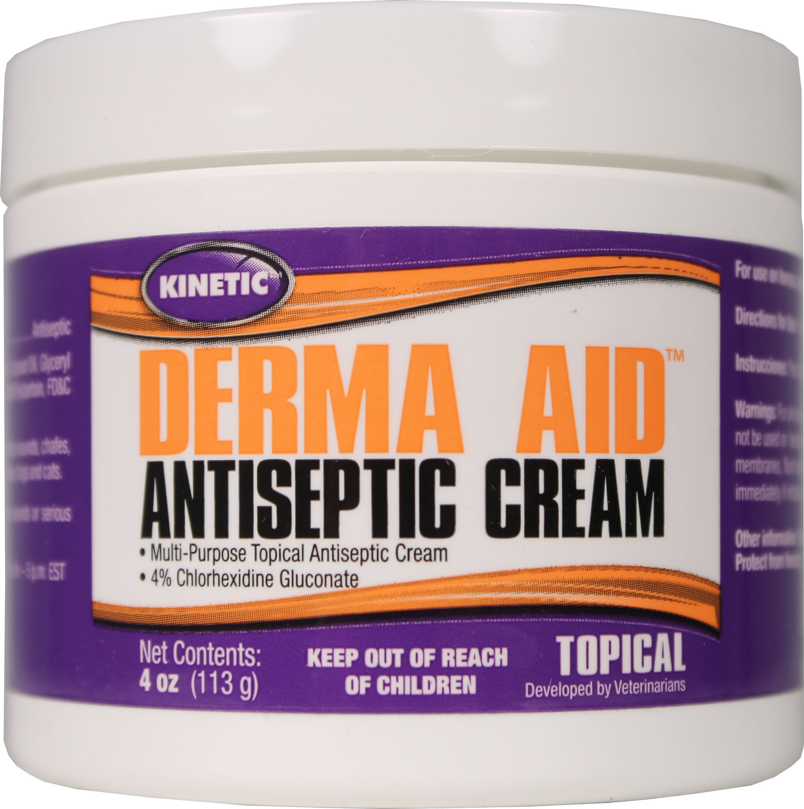 DERMA AID ANTISEPTIC CREAM FOR WOUNDS