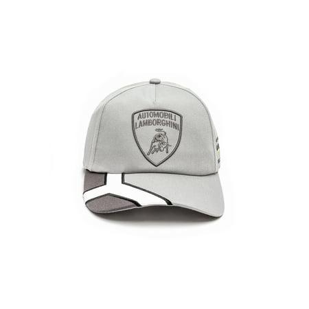 LAMBORGHINI Pilota Ufficiale Hat in Grigantar - Walmart.com 7d1f790b0ae