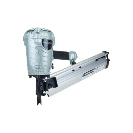 Factory-Reconditioned Hitachi NR90AES1 2 in. to 3-1/2 in. Plastic Collated Framing Nailer