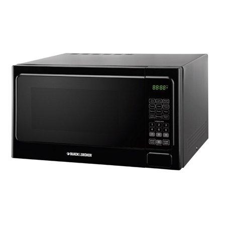 Black Decker Em034aaa X2 Microwave 1 3 Cu Ft
