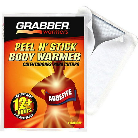 (40 Count) GRABBER WARMERS Peel N