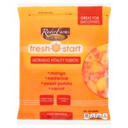 Rader Farms Fresh Start Morning Vitality Fusion Frozen Fruit/Vegetables, 35 oz