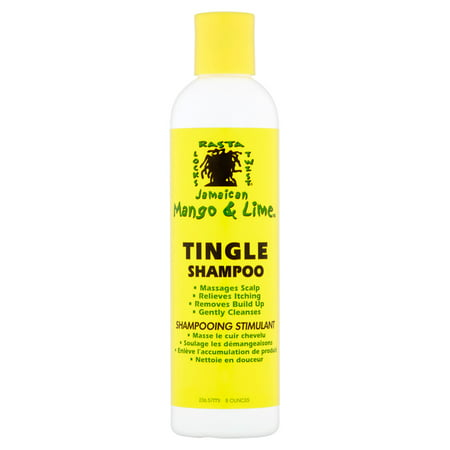 - Rasta Locks & Twist Jamaican Mango & Lime Tingle Shampoo, 8 oz