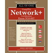 Comptia Network+ Certification All-In-One Exam Guide, Seventh Edition (Exam N10-007) (Hardcover)