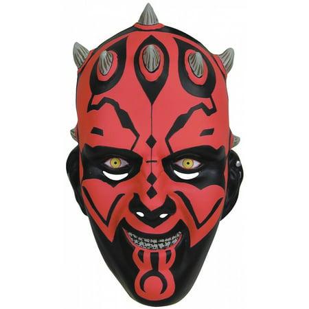 Darth Maul Mask Child Costume Accessory