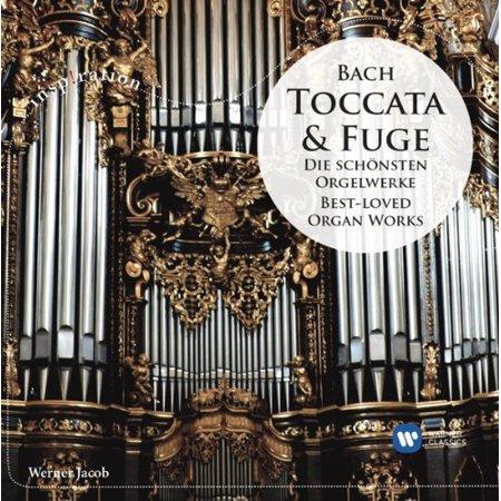 Toccata & Fuge Best Loved Organ Works