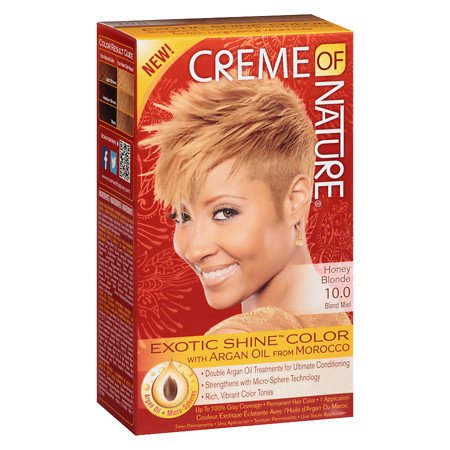 Creme Of Nature Permanent Hair Color Review