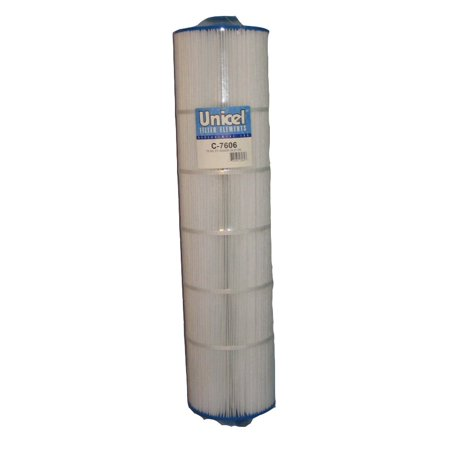 Unicel C-7606 Pool & Spa Replacement Cartridge Filter 75 Sq Ft Baker Hydro HM-75
