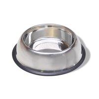 Van Ness Non Tip Stainless Steel Dog Bowl