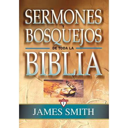 Sermones Y Bosquejos de Toda La Biblia, 13 Tomos En (Biblia King James En Espanol En Linea)