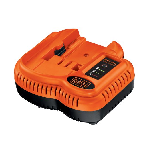 9.6-24V NiCad Charger, Orange