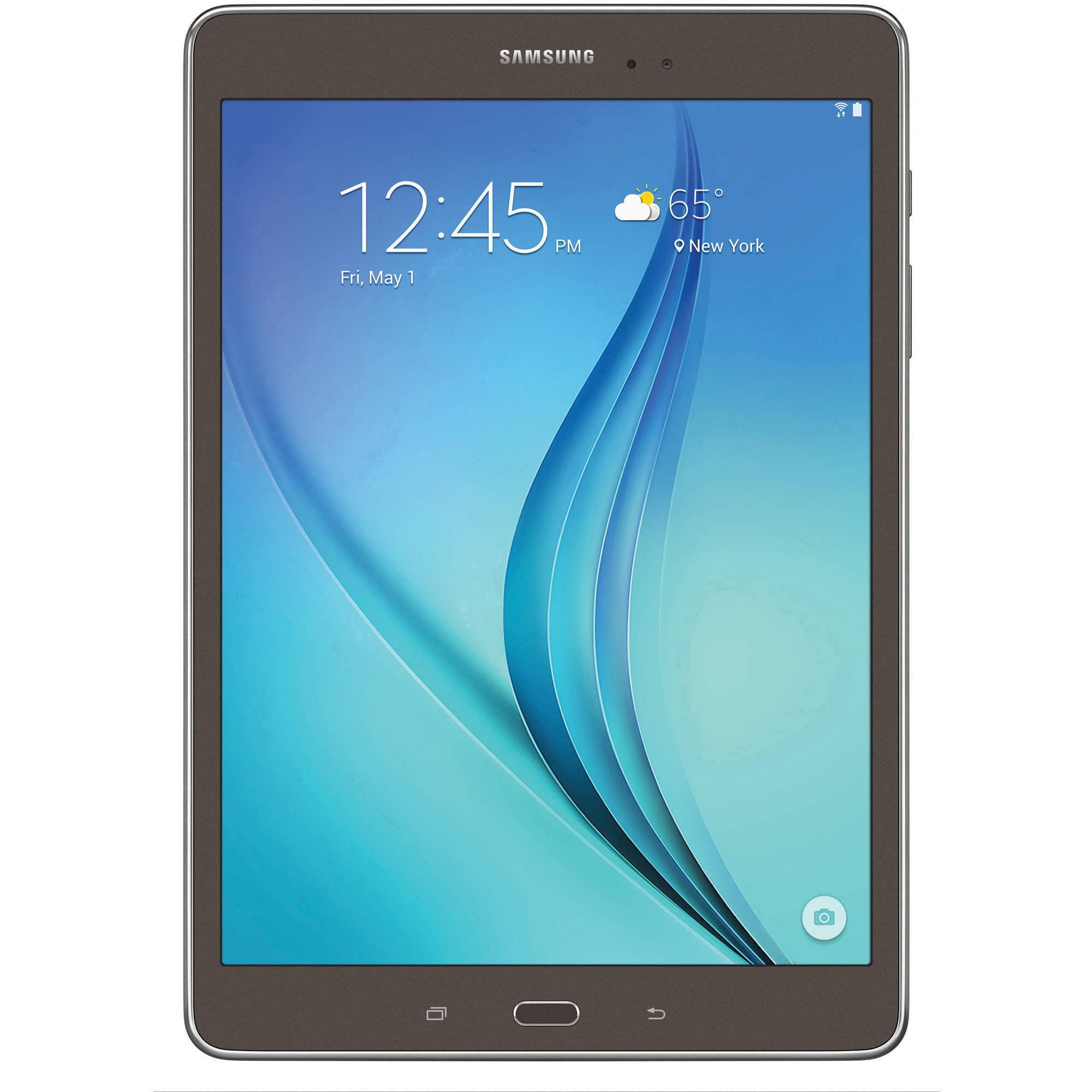 """Samsung Galaxy Tab A 9.7"""" Tablet 16GB"""
