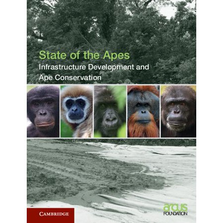State of the Apes: Infrastructure Development and Ape Conservation: Volume 3