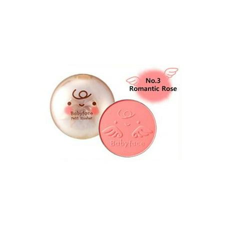ITS SKIN Babyface Petit Blusher - #03 Romantic Rose (3 Paquets) - image 1 de 1