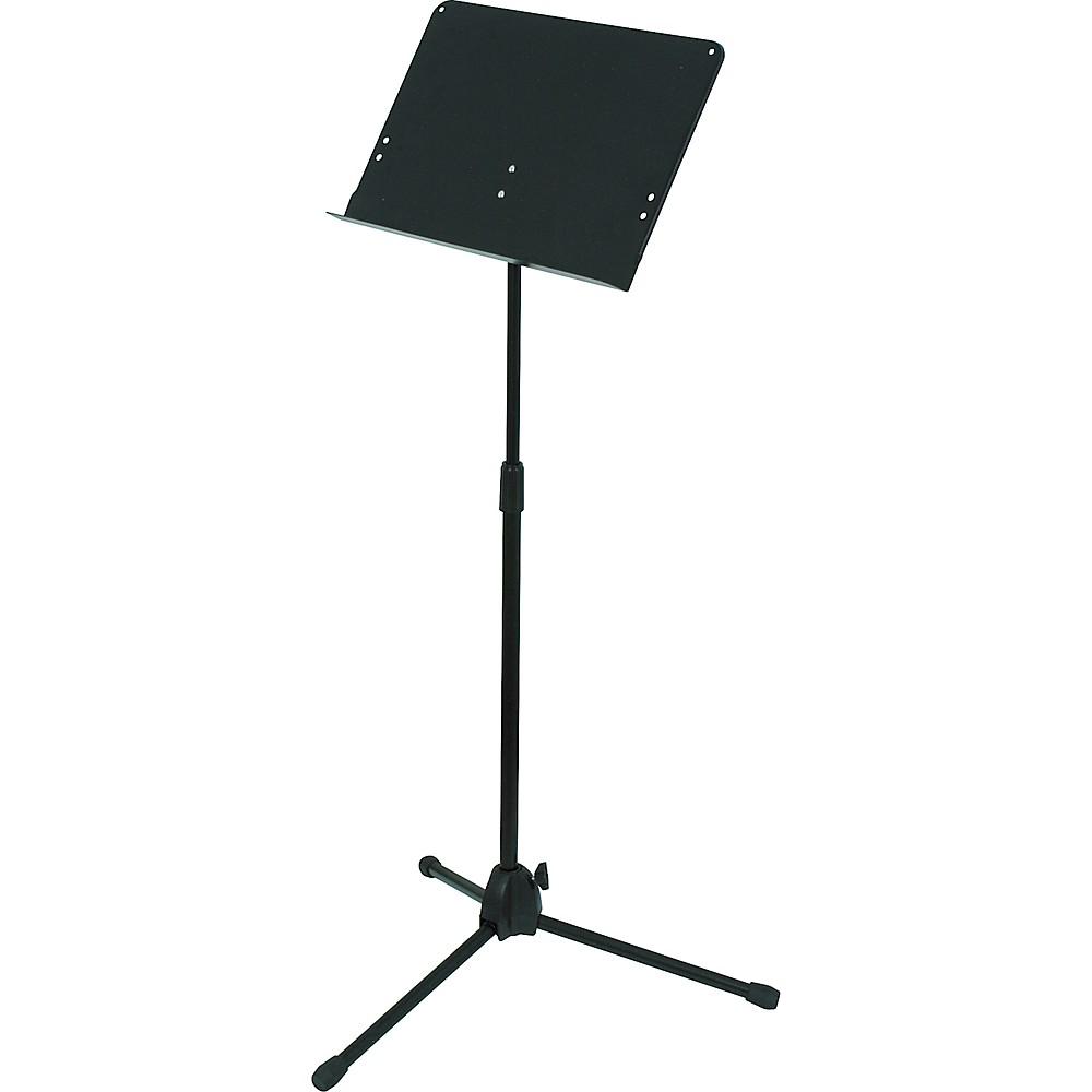 Musician's Gear Folding Music Stand Black