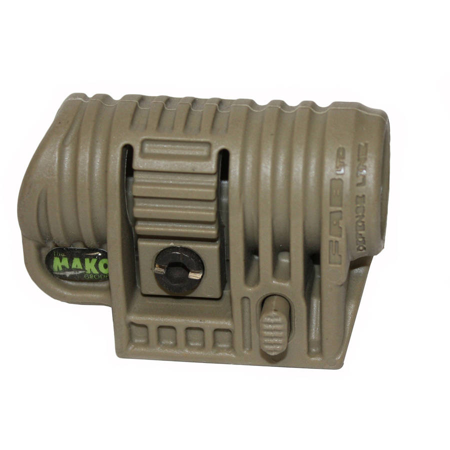 "FAB Defense  3/4"" Tactical Light/Laser Adapter"