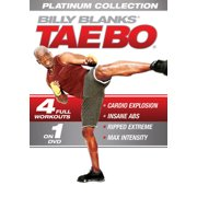 Billy Blanks: Tae Bo Platinum Collection by Starz
