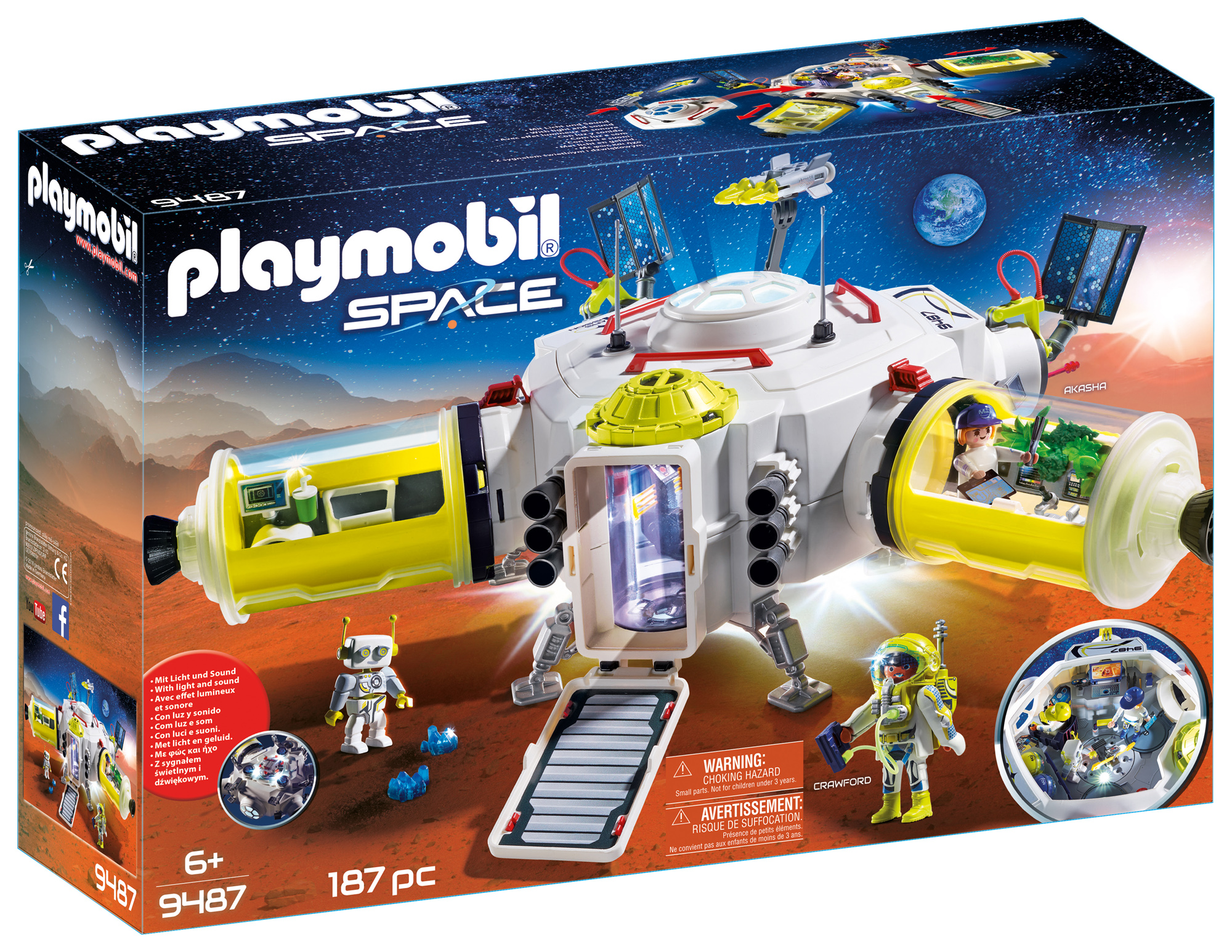Playmobil Halloween Quick.Playmobil Mars Space Station Walmart Com