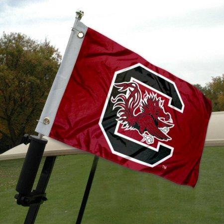 Gamecocks Golf Cart Flag Golf Pin Flag